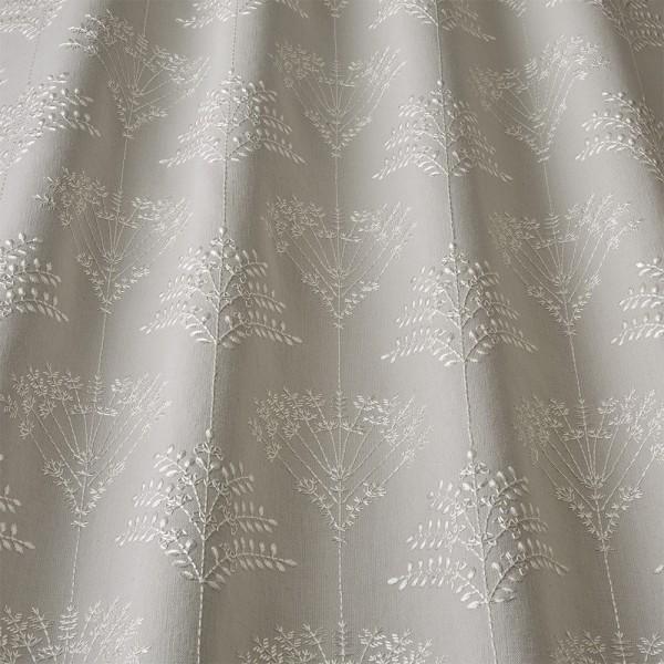 Ύφασμα Κουρτίνας - I-Liv Thalia Ash Grey Υφάσματα κουρτινών